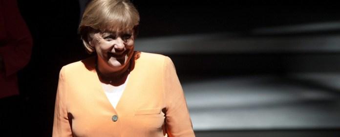 Phänomen Merkel