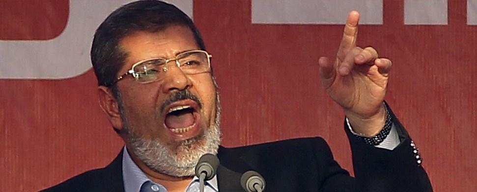 Iran-Besuch: Mursi unterstützt syrische Opposition
