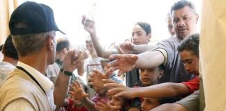 Über 100 000 Syrer allein im August geflohen - mehr als je zuvor