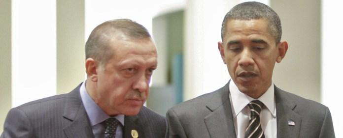 Obama und Erdoğan beraten über regionale Konflikte