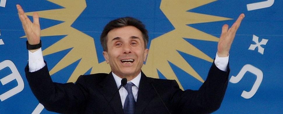Erster demokratischer Machtwechsel im südlichen Kaukasus