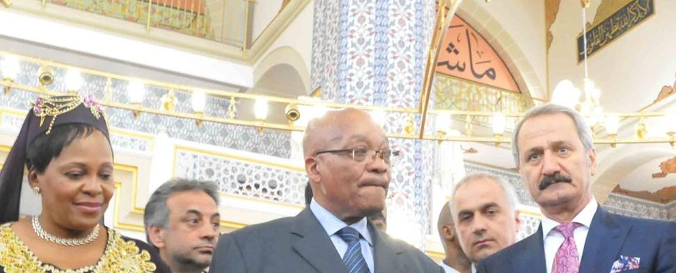Größte Moschee in der Subsahara eröffnet