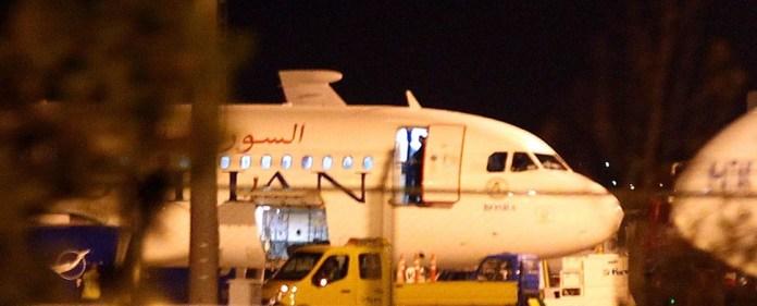 Ankara: Verdächtige syrische Passagiermaschine zur Landung gezwungen