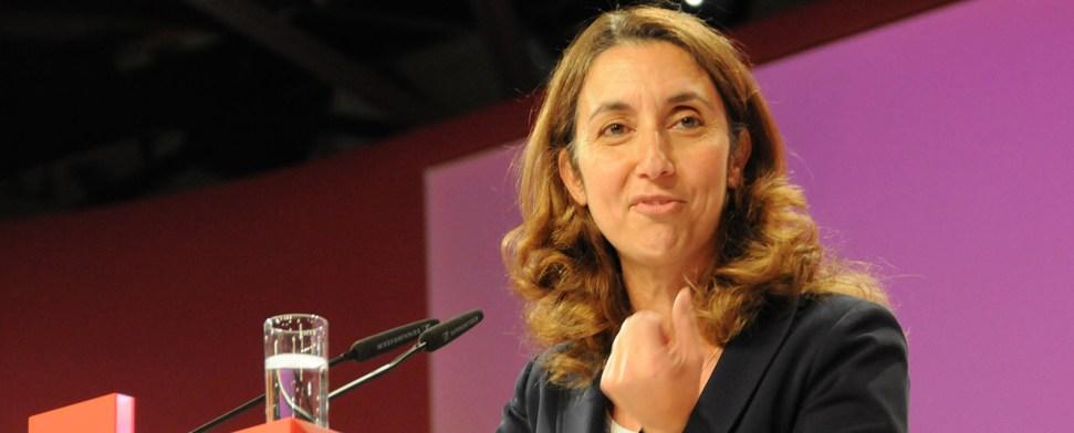 Özoğuz in der SPD-Parteizentrale ausgebuht
