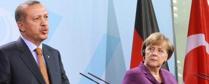Syrien-Flüchtlinge: Erdoğan will Hilfe von Merkel