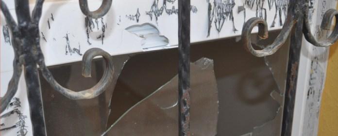 Türkisches Gesundheitszentrum durch syrische Luftabwehrgranate getroffen