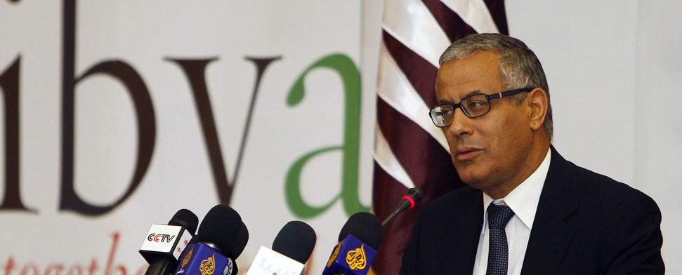 Libysche Abgeordnete bestätigen neue Regierung