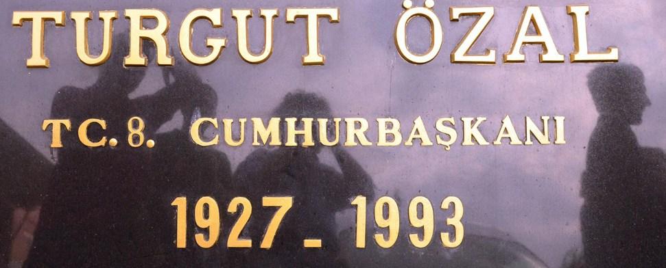 Turgut Özal: Es war Mord!