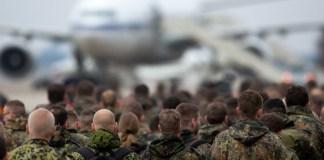 Hauptkontingent für Patriot-Einsatz in der Türkei abgereist