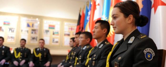 Ausländische Offiziersanwärter schätzen türkische Militärakademie