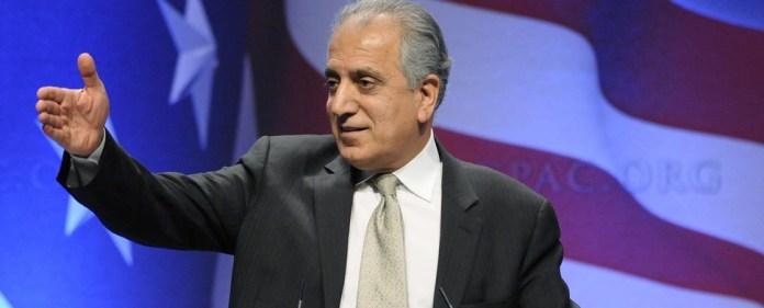 Mitglied des Bush-Kabinetts künftiger Afghanistan-Präsident?