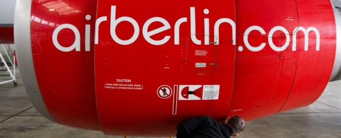 Air Berlin fliegt in die schwarzen Zahlen