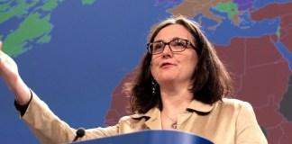 """""""Intelligente Grenzen"""" - EU Kommissarin für Chipkarten-Pass"""