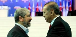 Türkei: Erdoğan trifft Hamas-Führer Maschal
