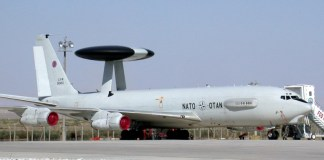 Israel liefert elektronische Systeme für AWACS an die Türkei