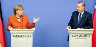 Merkel sieht EU-Vollmitgliedschaft der Türkei noch mit Skepsis