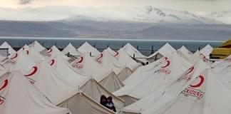 Mangelnder Katastrophenschutz in der Türkei