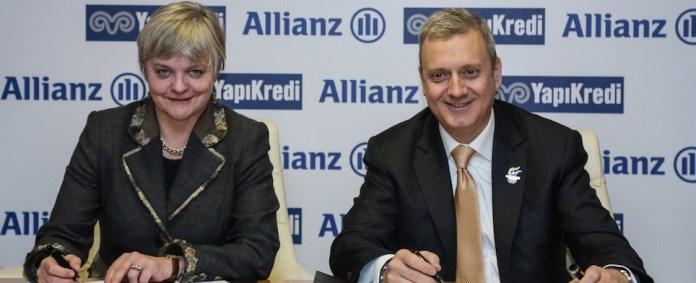 Allianz wird Nummer eins auf dem türkischen Versicherungsmarkt