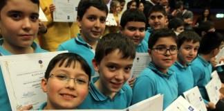 Kinder-Universitäten in der Türkei