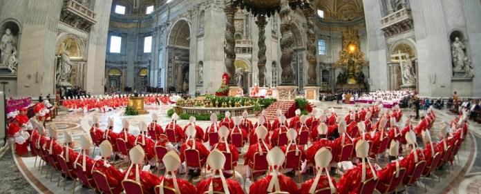 Heute schon weißer Rauch im Vatikan?