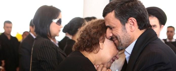 Wenn Chavez' Mutter zur Skandalnudel wird