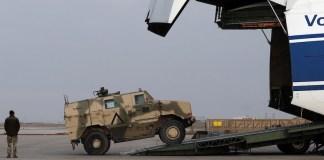 Afghanistan: Abzug deutscher Soldaten aus Kampfzonen
