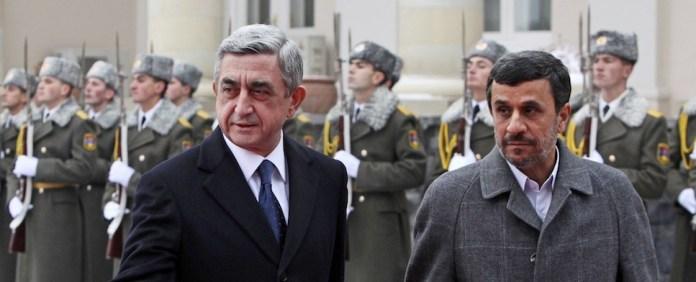 Iran und Armenien – zwei geächtete Staaten verbünden sich