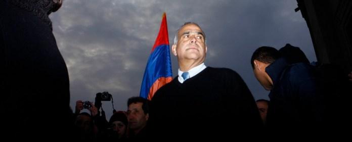 """Wird es in Armenien einen """"Frühling"""" geben?"""
