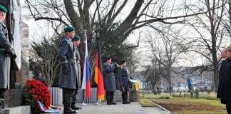 Die Deutschen und das Thema Krieg
