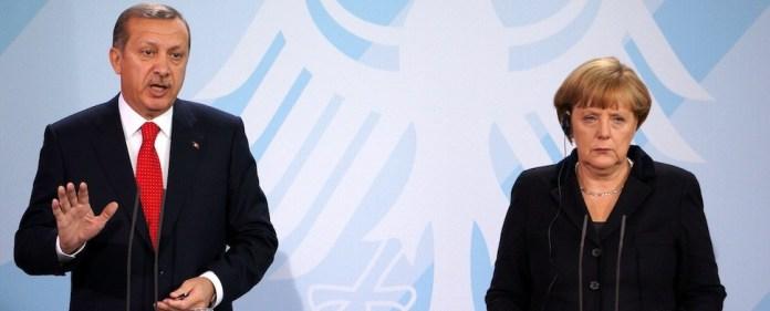 Die Türkei misstraut Deutschland