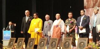 Gülen wird mit Manhae-Friedenspreis ausgezeichnet