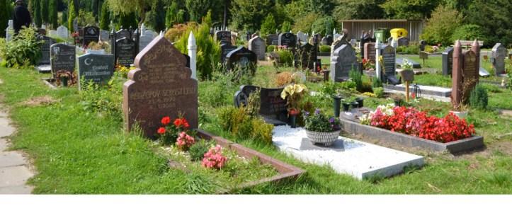 Muslime in Deutschland: Auch im Tod ein Teil dieses Landes