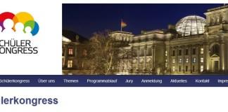 TÜDESB-Schülerkongress im Berliner Abgeordnetenhaus