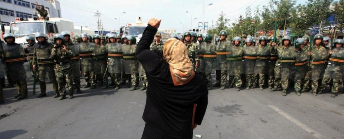 Uiguren - Tibets Schicksalsgenossen