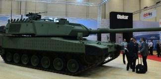 Türkische Militärtechnologie auf der Überholspur