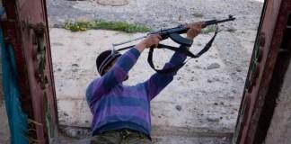 """Aufhebung des Waffenembargo """"schade"""" (für) Syrien"""
