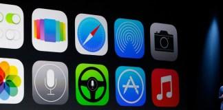 Apple räumt mit iOS 7 alles auf