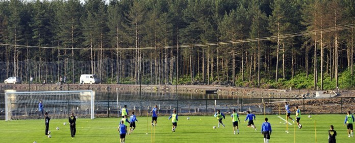 Die Trainingslager der Fußball-Bundesligisten im Überblick