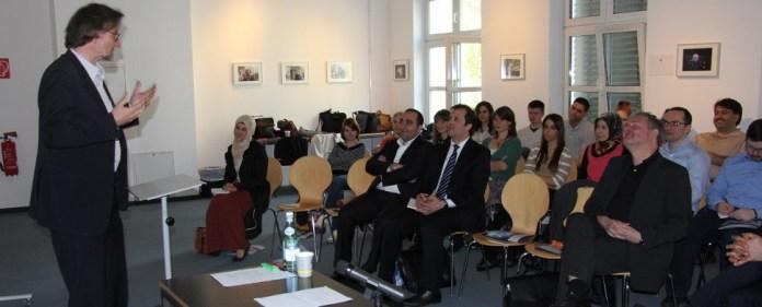 Begeisterung und Kurzweil bei World-Media-Akademie