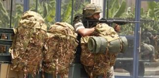 Gefecht zwischen Armee und Salafisten im Libanon