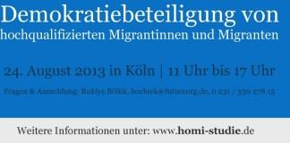 Umfassende Studienreihe zu hochqualifizierten Migranten geplant