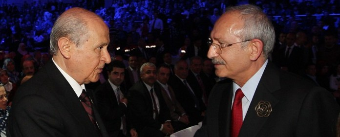 Türkei: Spekulationen über Wahlbündnis zwischen CHP und MHP