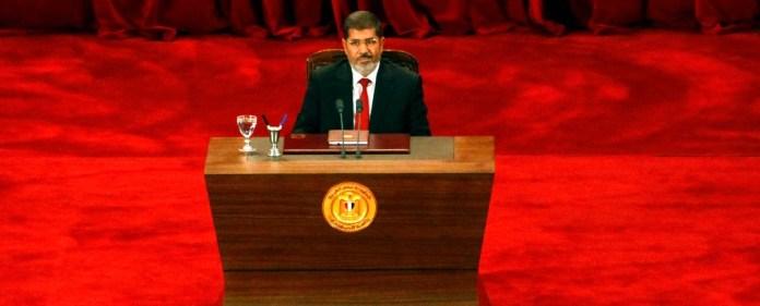 Staatsanwaltschaft bestreitet Ermittlungen gegen Mursi