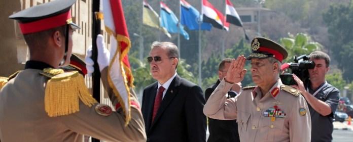 Türkischer Rüstungsindustrie droht in Ägypten ein Millionenverlust
