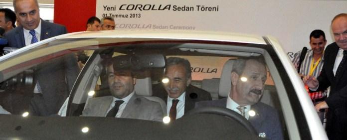 Toyota investiert in der Türkei