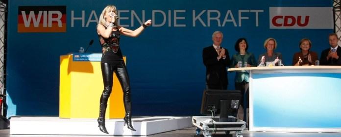 Der Bundestagswahlkampf wird kurz ausfallen - zum Glück