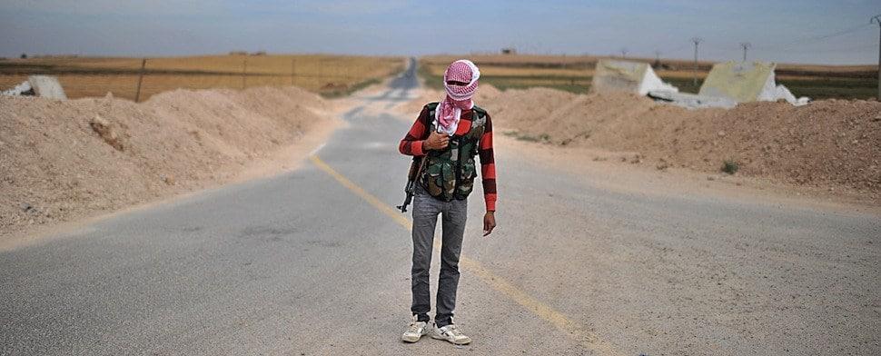 Syrien: Turkmenen befürchten Vertreibung