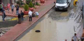 Türkei: Überflutung in Samsun