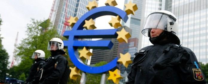 Europa erwartet eine Schuldknechtschaft
