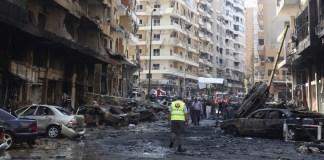 Autobombe detoniert in Hisbollah-Hochburg